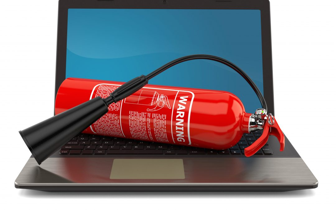 IT-Firefighter (Notfallplan für Ihre EDV)