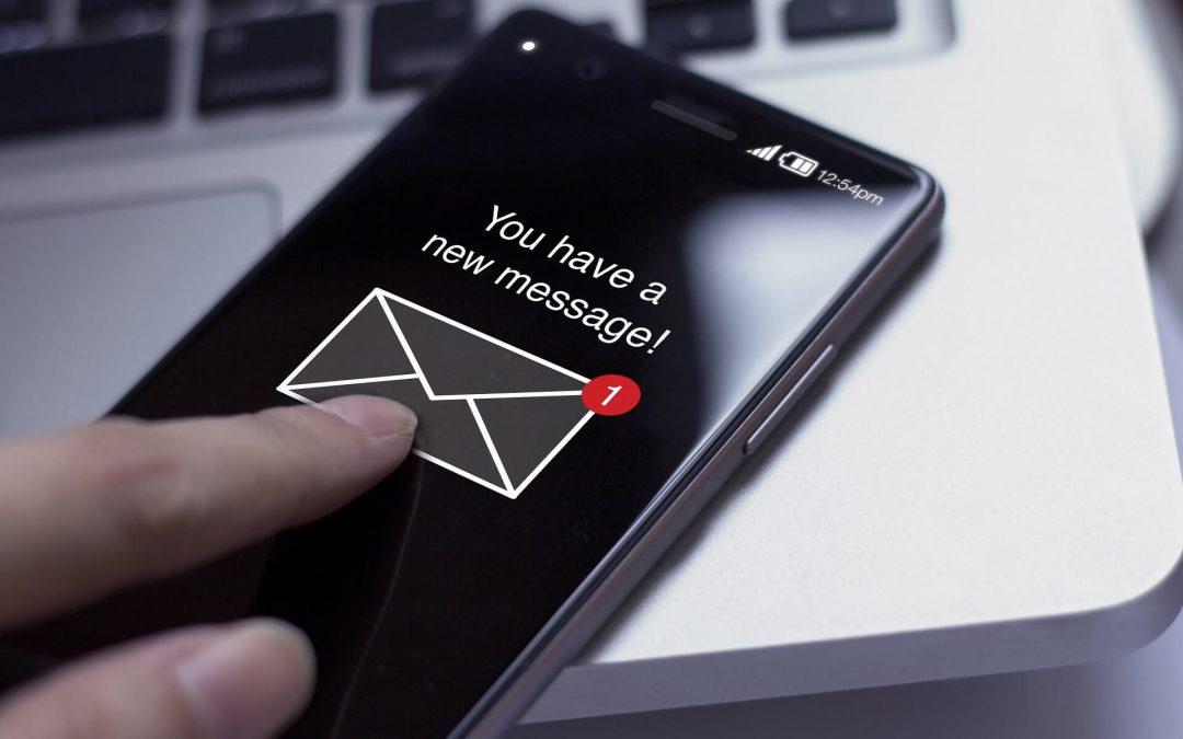 Achtung: Schadsoftware als SMS getarnt