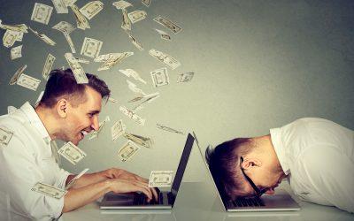 Arbeitnehmer vs. Arbeitgeber: Abkassieren mit der DSGVO