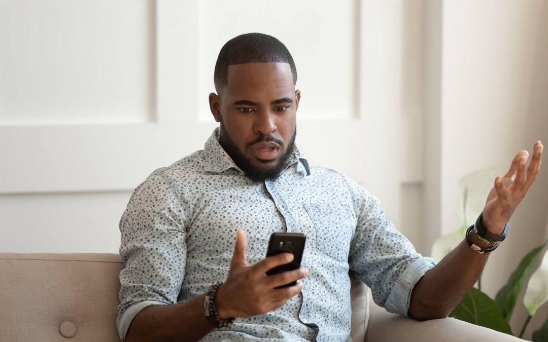 """Achtung: Verzichten Sie auf Ihr """"Paket"""", wenn es per SMS kommt"""
