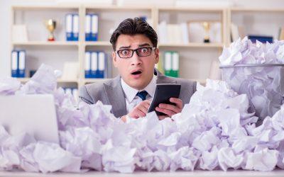 Papierkorb reicht nicht! Daten löschen gem. DSGVO