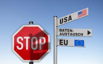 Datenschutz international: Hilfe, Muster & Checklisten für Datenaustausch in die USA